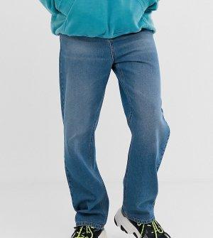 Свободные расклешенные джинсы Inspired-Синий Reclaimed Vintage