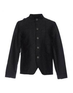 Пиджак CARE LABEL. Цвет: черный