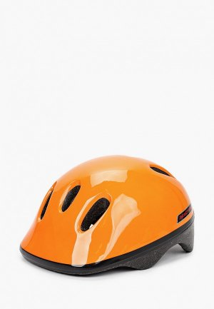 Шлем Reaction. Цвет: оранжевый