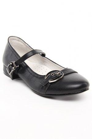 Туфли Dummi. Цвет: черный