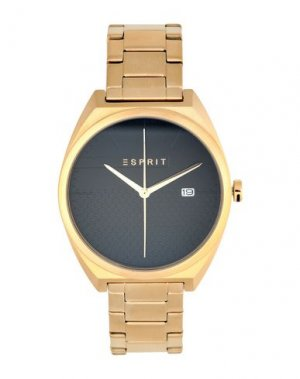 Наручные часы ESPRIT. Цвет: черный