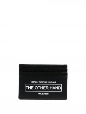 Картхолдер Other Hand Neil Barrett. Цвет: черный