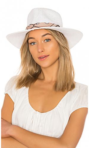 Шляпа bailey ale by alessandra. Цвет: белый