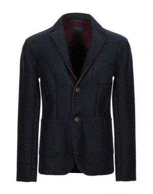 Пиджак ERO. Цвет: темно-синий
