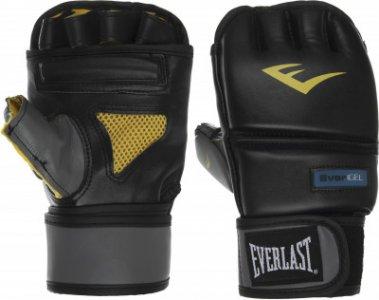 Перчатки снарядные , размер 7-8 Everlast. Цвет: черный