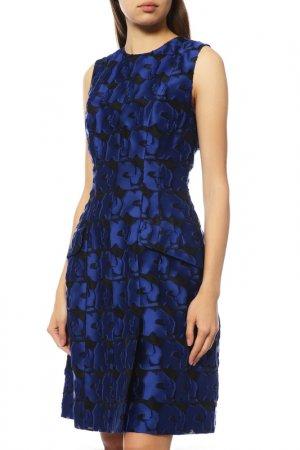 Платье Dior. Цвет: синий