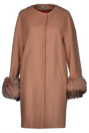 Coat Ki6? Who are You?. Цвет: beige