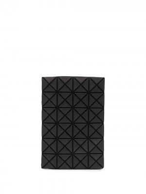 Картхолдер с геометричными вставками Bao Issey Miyake. Цвет: черный