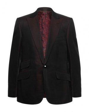 Пиджак BILLIONAIRE. Цвет: красно-коричневый