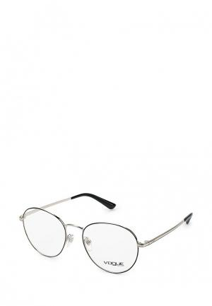 Оправа Vogue® Eyewear VO4024 352. Цвет: серебряный