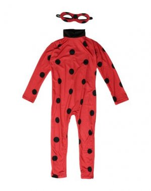 Карнавальные костюмы и маски RUBIE'S. Цвет: красный