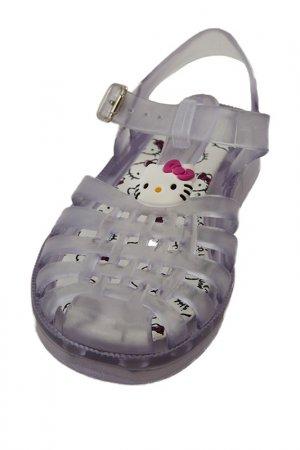 Пантолеты Hello Kitty. Цвет: white, clear
