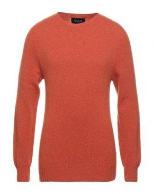 Свитер HOWLIN'. Цвет: оранжевый