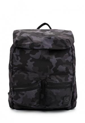 Рюкзак Reebok W ENH BACKPACK. Цвет: черный