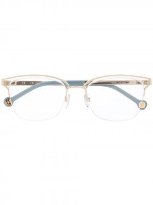 VHE138 glasses Ch Carolina Herrera. Цвет: белый