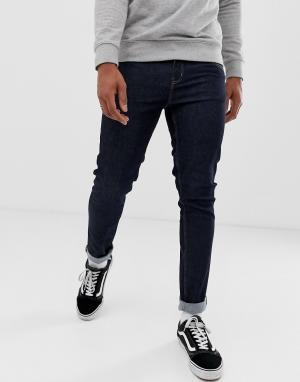 Синие джинсы скинни -Голубой Cheap Monday