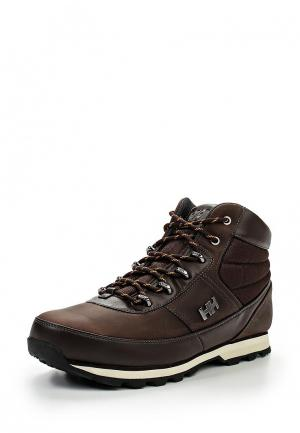Ботинки Helly Hansen WOODLANDS. Цвет: коричневый