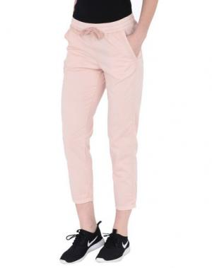 Брюки-капри DEHA. Цвет: светло-розовый