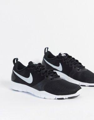Черные кроссовки Flex Essential-Черный Nike Training