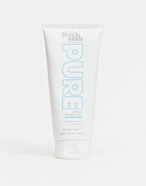 Молочко для автозагара с эффектом постепенного проявления Pure, 200 мл-Прозрачный Bondi Sands