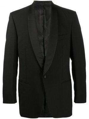 Пиджак-смокинг 1990-х годов Pierre Cardin Pre-Owned. Цвет: черный