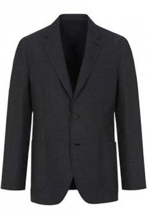 Пиджак BRIONI. Цвет: серый