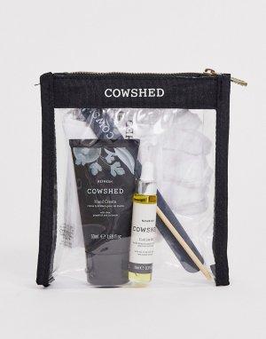 Маникюрный набор -Бесцветный Cowshed