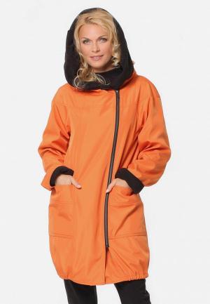 Куртка утепленная Kata Binska VASSA. Цвет: оранжевый