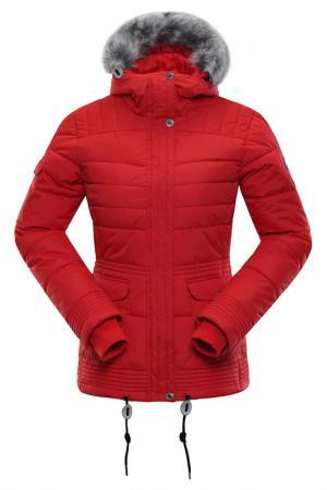 Jacket winter Alpine Pro. Цвет: red