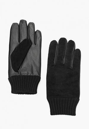 Перчатки Marks & Spencer MA178DMDFDE6. Цвет: черный