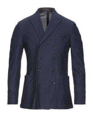 Пиджак THE GIGI. Цвет: темно-синий