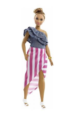 Барби (Счастливого пути) Barbie. Цвет: бордовый