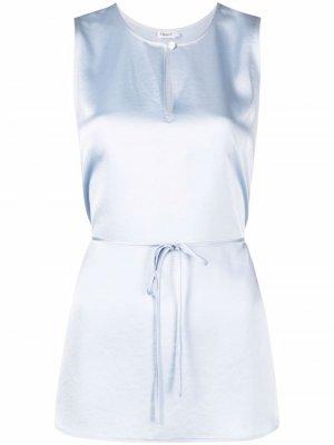 Блузка Lumilla Filippa K. Цвет: синий