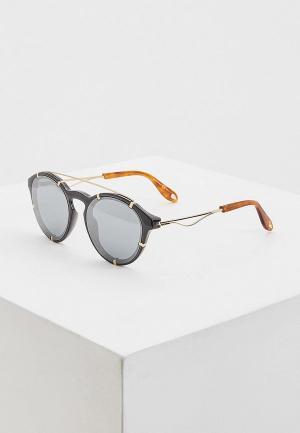 Очки солнцезащитные Givenchy GV 7088/S KB7. Цвет: черный