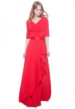 Платье Marichuell MURATTY. Цвет: красный