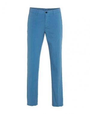 Повседневные брюки DUNHILL. Цвет: пастельно-синий