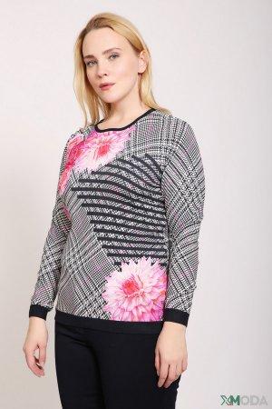 Пуловер Frank Walder. Цвет: серый