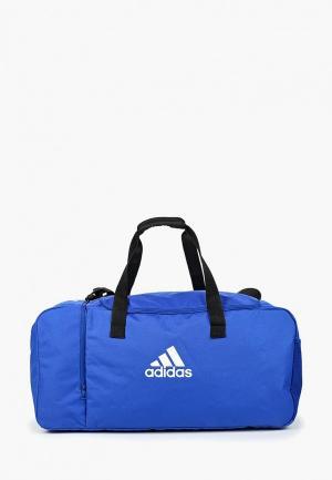 Сумка спортивная adidas TIRO DU L. Цвет: синий
