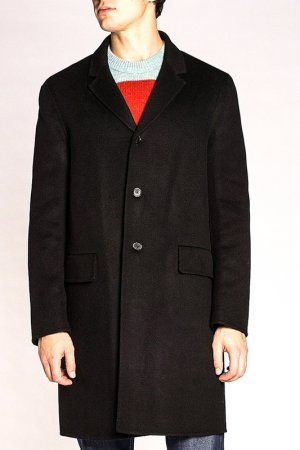 Пальто Acne. Цвет: черный