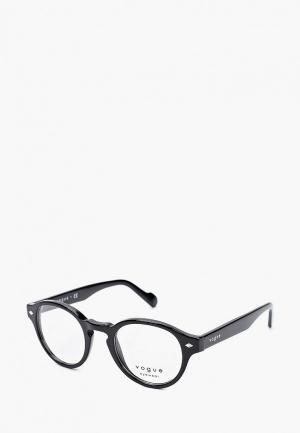 Оправа Vogue® Eyewear VO5332 W44. Цвет: черный