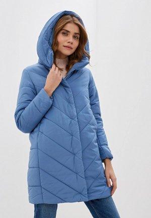 Куртка утепленная Colins Colin's. Цвет: голубой