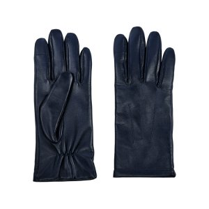 Перчатки GLOVES ECCO. Цвет: синий