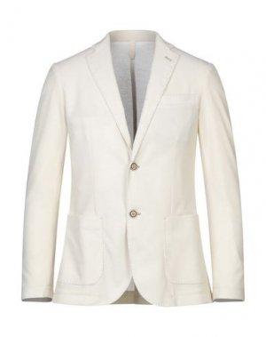 Пиджак MR MASSIMO REBECCHI. Цвет: бежевый