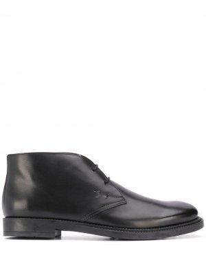 Tods ботинки дезерты Tod's. Цвет: черный