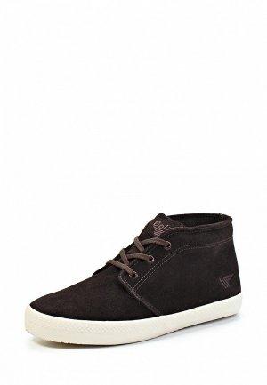 Ботинки Gola GO638AMIO707. Цвет: коричневый