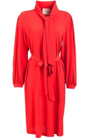 Платье ERIKA CAVALLINI. Цвет: красный