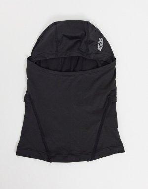 Черная балаклава -Черный ASOS 4505