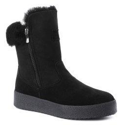 Ботинки 6190 черный ANTARCTICA