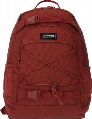Рюкзак GROM, 13 л Dakine. Цвет: красный