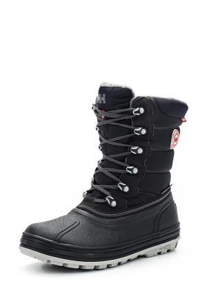Ботинки Helly Hansen W TUNDRA CWB. Цвет: черный